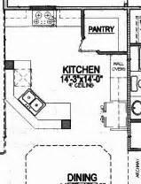 kitchen island blueprints best kitchen floor plans kitchens with a quot costco quot pantry