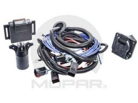 Trailer Wiring Harnes Chrysler 11 14 2014 chrysler 300 new 7 way trailer tow towing