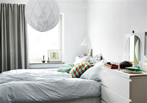 deco chambre scandinave une déco scandinave de chambre à coucher typiquement nordique