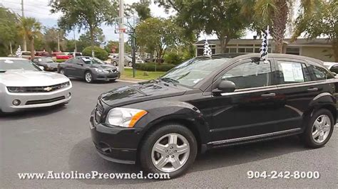 Autoline Preowned 2007 Dodge Caliber Sxt For Sale Used