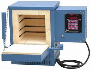 673in U00b3 Muffle Furnace W   Digital Controller