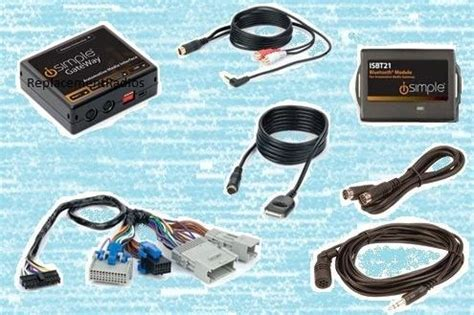 2003 gm radio ipod interface bluetooth phone kit