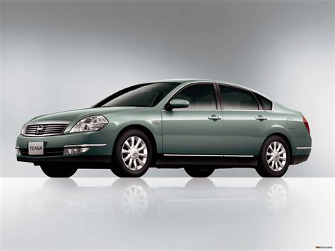 Nissan Teana Wallpapers by Nissan Teana 2003 05 Wallpapers 2048x1536