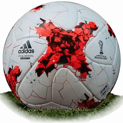 Ball Cup Confederations Krasava Match Official Adidas