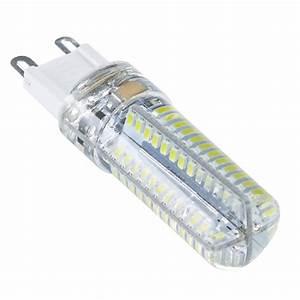Ampoule Led G9 Blanc Froid : lampe led g9 silica 3w5 230v blanc froid 280 lumens 8 90 ~ Melissatoandfro.com Idées de Décoration