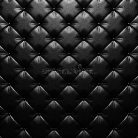 black leather upholstery texture luxury background stock