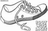 Boots Coloring Boots6 sketch template