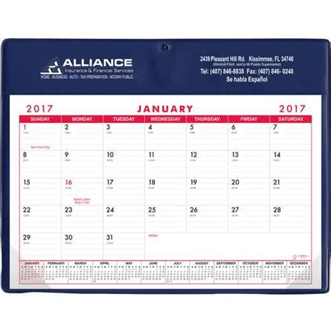 personalized large desk pad calendar 2015 large desk pad calendar new calendar template site