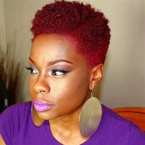 Pin On Short Natural Styles For Black Hair