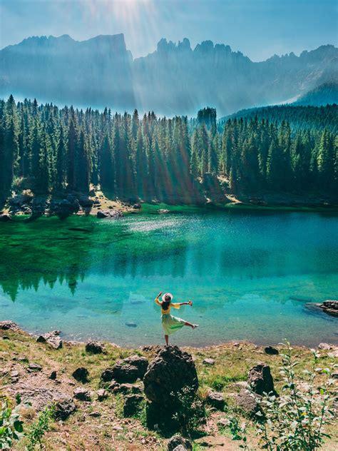 Most Beautiful Lakes in the Dolomites 9 - I am Georgiana