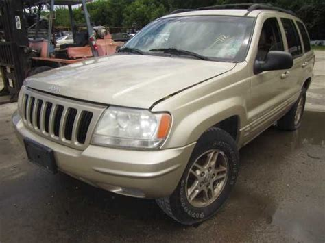 jeep grand cherokee front grill 99 00 jeep grand cherokee front bumper assy limited