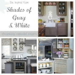 Grey Colour Kitchen Cabinets - Home Decorating Ideas