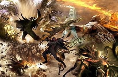 Sacrifice Soul Wallpapers Fantasy Rpg Screens E3