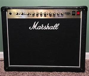 Marshall Dsl40c 40w 1x12 Combo Tube Amp Celestion 70  80