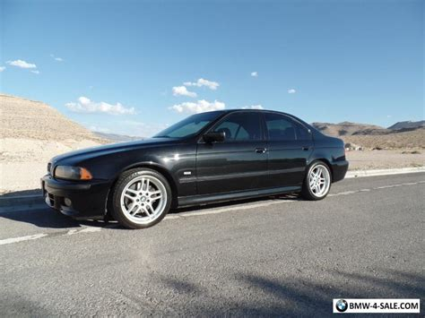 2003 Bmw 5-series 540i M-sport For Sale In United States