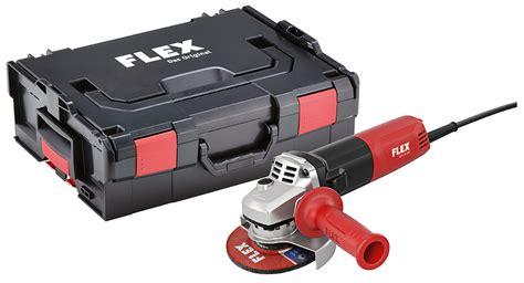 flex winkelschleifer ersatzteile flex le 9 11 125 l boxx winkelschleifer 900 watt 125 mm 436 739