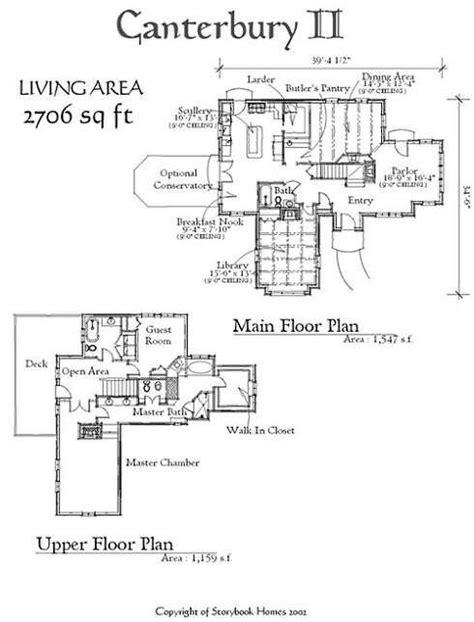 storybook home plans   Home Ideas (Interior and Exterior