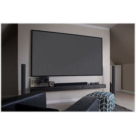 "Elite Screens Aeon CineGrey 3D Series 150"" Projector"