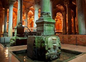 Basilica Cistern in Istanbul | Istanbul Tour Guide