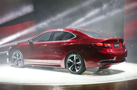Acura Tlx 0 60 Performance  Autos Post