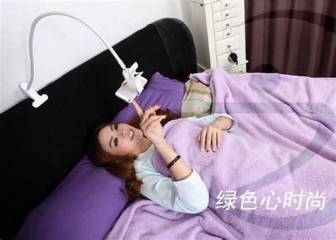 Flexible Long Arms Lazy Bed Desktop Mobile Phone Holder