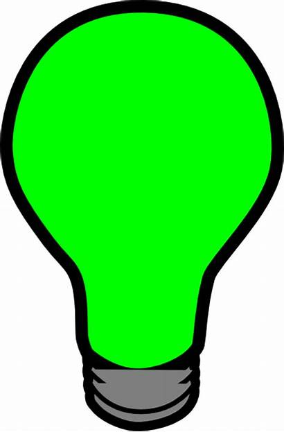 Lightbulb Clip Clipart Clker Vector Domain