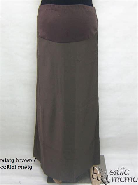 rok kerja black grey mahira rok panjang kerja formal estila