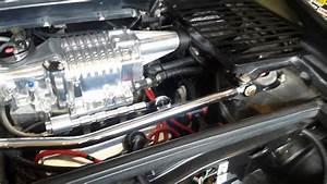 My 3800 Swap Fiero Engine Bay