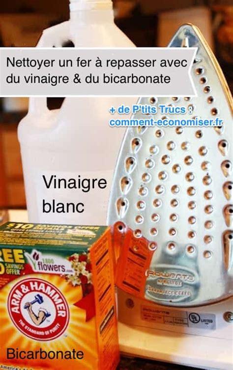 nettoyer un canape en tissu avec du bicarbonate comment nettoyer un fer à repasser avec du vinaigre blanc