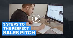 Who S Perfect Sale : how to sell more 3 steps to the perfect sales pitch online social triggers ~ Watch28wear.com Haus und Dekorationen
