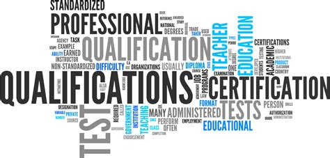 What Are Your Qualifications by The Chartered Society For Worker Health Protection Bohs