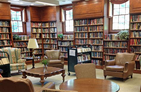 Perrot Memorial Library Old Greenwich, Ct