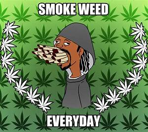 Cartoons Smoking Pot | Smoke Weed Everyday Meme-ified by ...