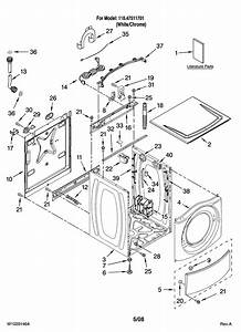 Kenmore Residential Washer Parts