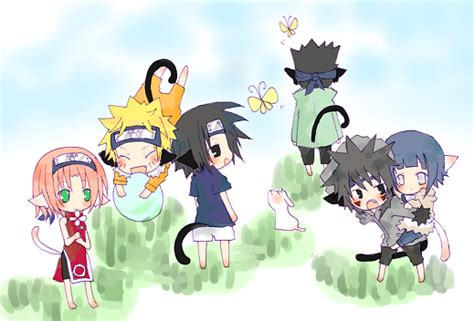 Hungry Chibis! ♥ August