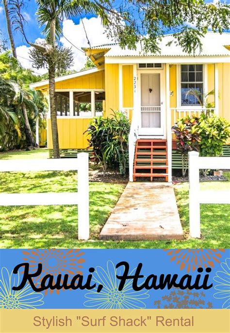 kauai cottage rentals vacation rental kauai hawaii travel tips