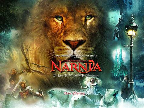 The Chronicles Of Narnia  Tomorrows Reflection