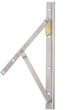 awning casement window stays arms  whitco friction   friction