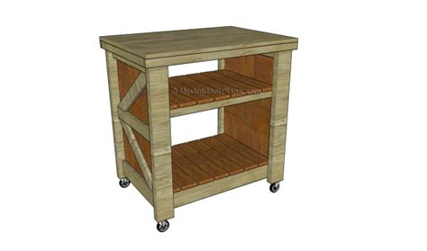 kitchen island plans free small kitchen island plans myoutdoorplans free 5129