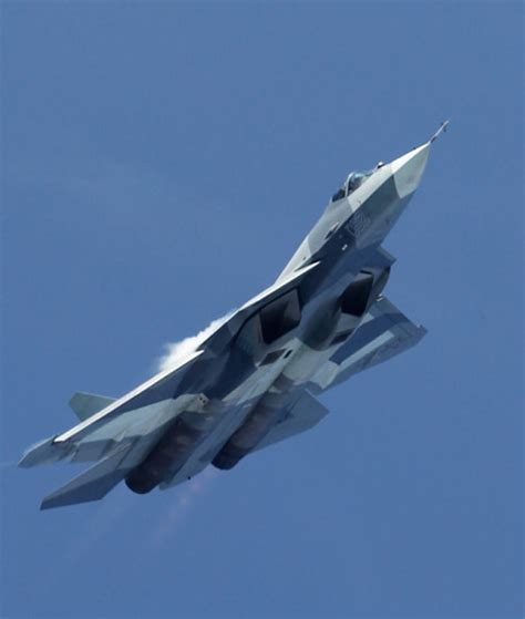 Indo-russian T-50 Pak Fa Stealth Fifth Generation Fighter