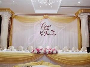 Extraordinary wedding decorations backdrop pictures design for Backdrop decoration for wedding