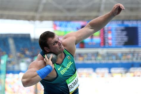 Darlan Romani quebra recorde nacional e vai à final do ...