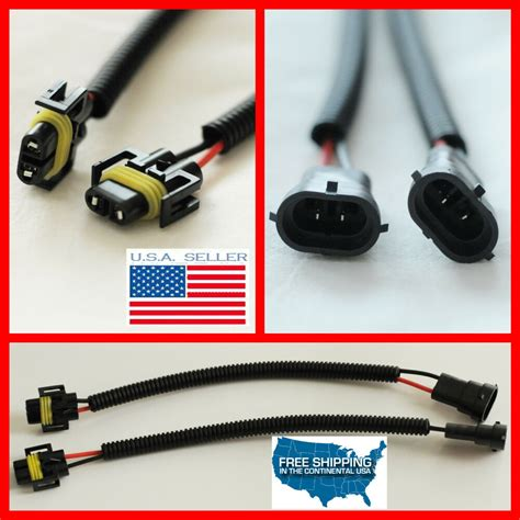 Wiring Harness Socket Wire Connector Plug