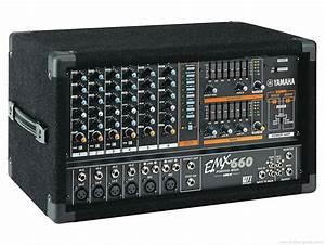 Yamaha Emx660 Powered Mixer Manual