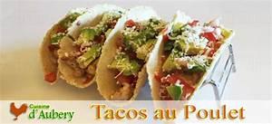 Recette Tacos Mexicain : les tacos mexicains faciles au poulet ~ Farleysfitness.com Idées de Décoration