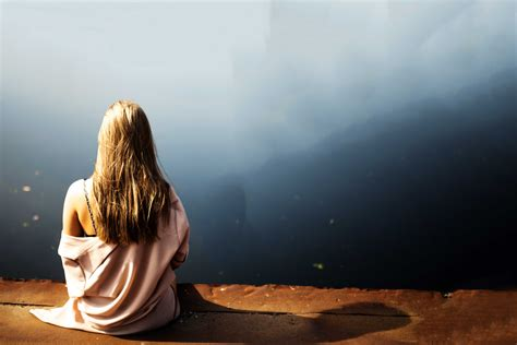 heart touching hd sad girl wallpaper  broken heart