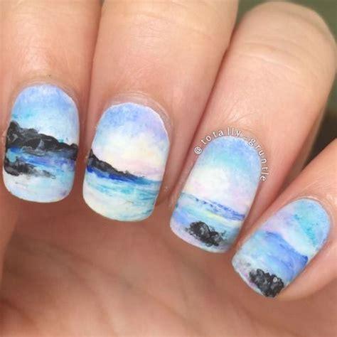 summer beach nails art designs ideas  fabulous