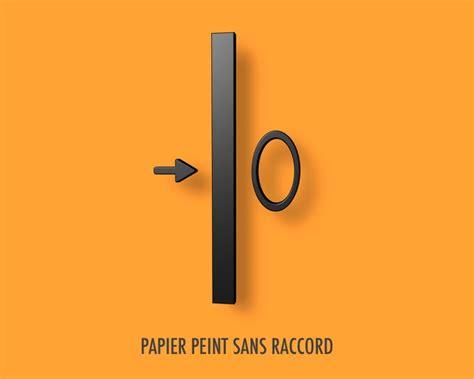 papier peint sans raccord