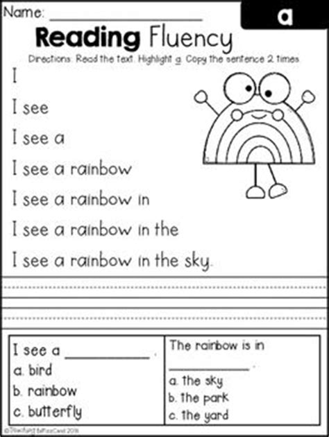 381 Best Images About Kindergarten Guided Reading On Pinterest  Kindergarten Reading
