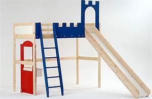 Hochbett Bauen Lassen : hochbett mit rutsche selber bauen ~ Michelbontemps.com Haus und Dekorationen
